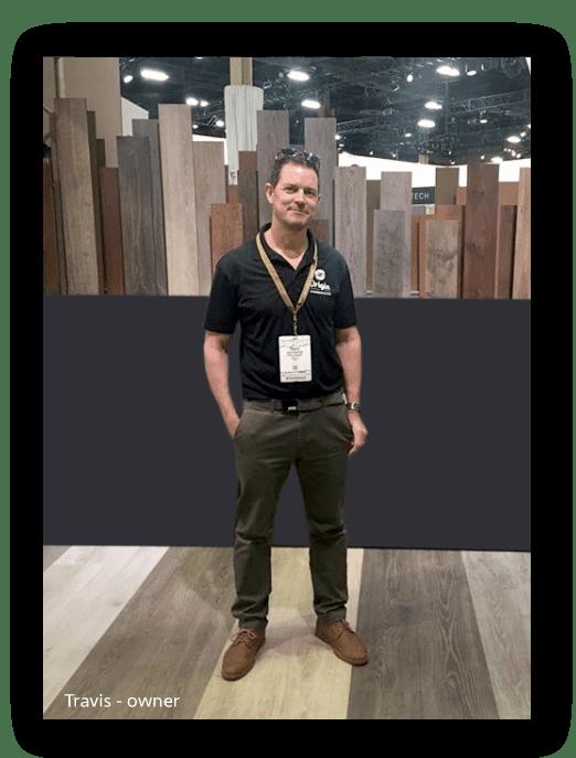 origin wide plank